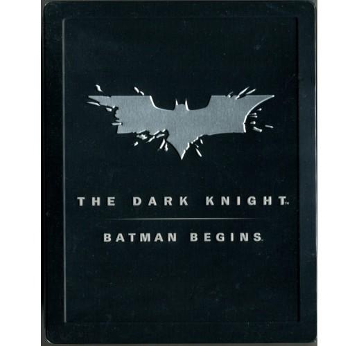 Бэтмен: Начало + Темный рыцарь (3 Blu-Ray)