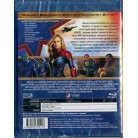 Капитан Марвел (Blu-Ray)