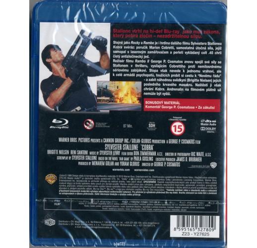 Кобра (Blu-Ray)