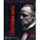 """Крестный отец. Издание """"Наследие Корлеоне"""" (4 Blu-Ray) + плакат, карточки, открытки"""