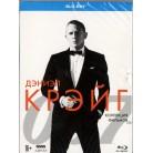 Коллекция 007. Дэниэл Крейг (4 Blu-Ray)