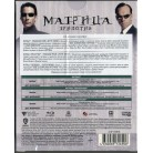 Матрица. Трилогия (3 Blu-Ray)