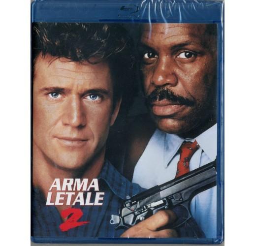 Смертельное оружие 2 (Blu-Ray) Импорт