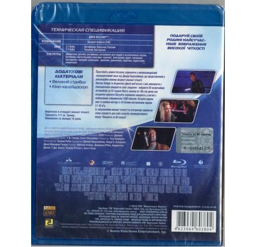 Угнать за 60 секунд  (Blu-Ray)