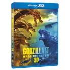 Годзилла 2: Король монстров  Blu-ray 3D + Blu-ray (2BD) [Импорт, российская дорожка]