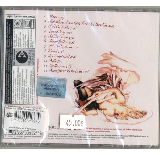 Courtney Love. america's sweetheart (CD)