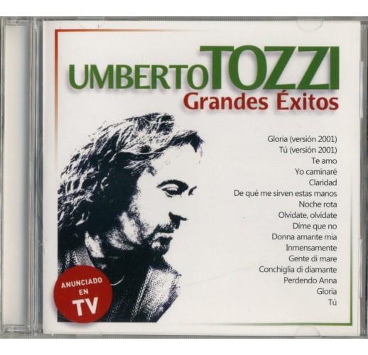 Umberto Tozzi. grandes exitos (СD)