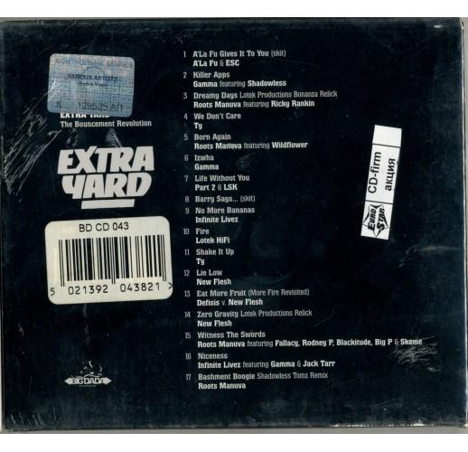 Extra yard. various artists (CD)