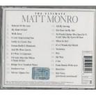 Matt Monro.The ultimate