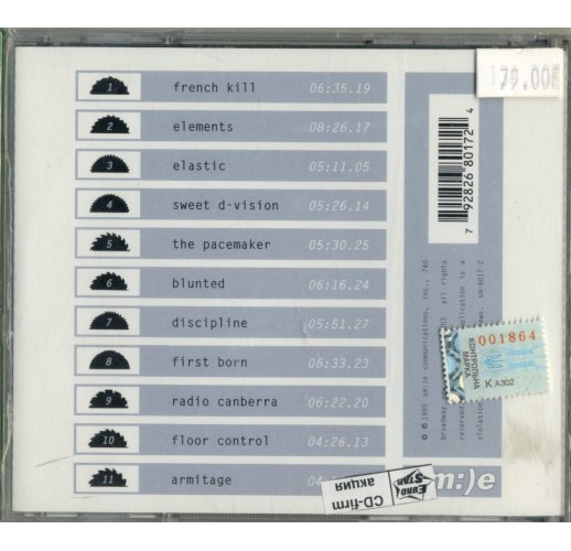 Steve Stoll pacemaker (CD)