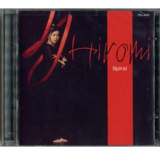 Hiromi. Spiral (CD)