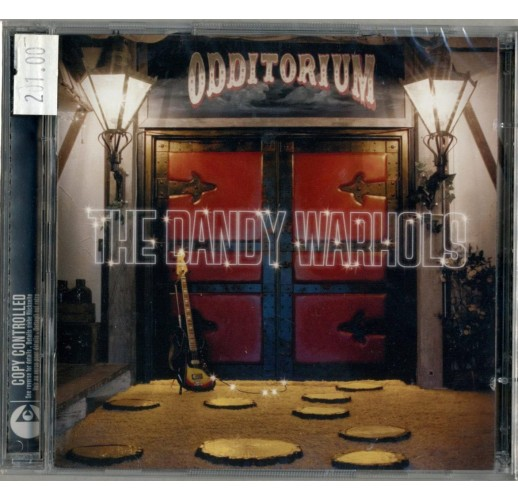 The dandy warhols. Odditorium (CD)
