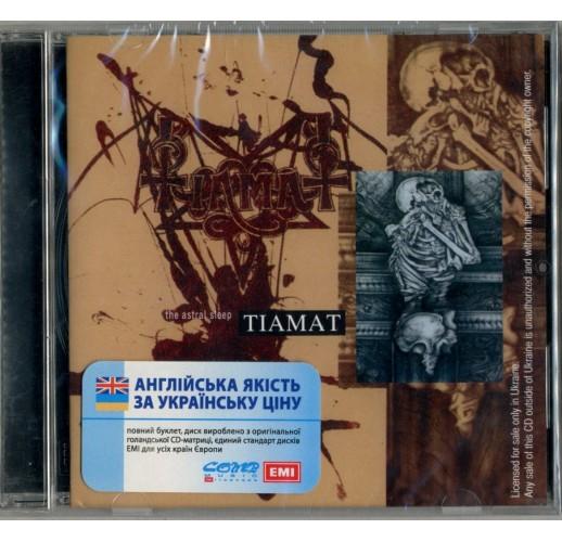 Tiamat. The Astral Sleep (CD)