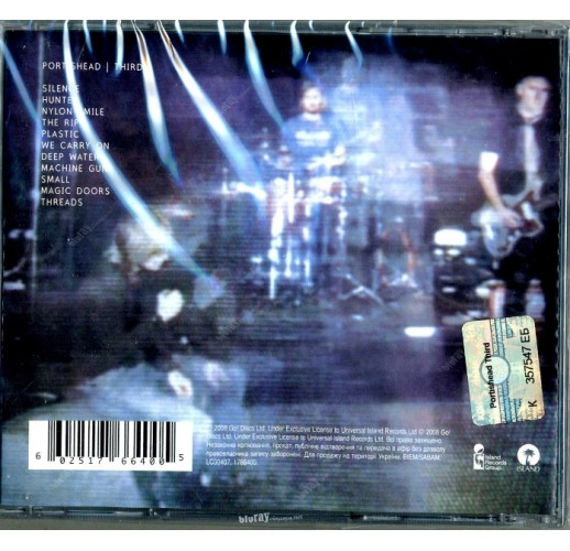 Portishead. Third (CD)