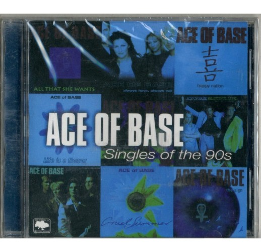 ACE OF BASE: singles of the 90 s